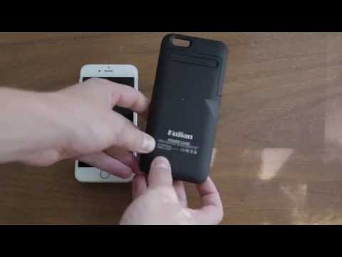 iPhone 6/6S External Battery Case Review - 3500mAh!