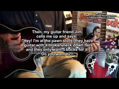 The Guitar That I bought For 5 Bucks EricBlackmonMusicHD YouTube