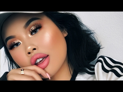 Soft + Sexy Valentine's Day Makeup Tutorial (Chill Chit Chat) | Kim Thai