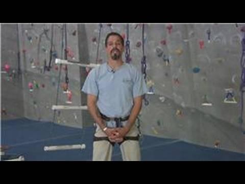 Rock Climbing Walls & Rappelling : Build a Rock Climbing Wall