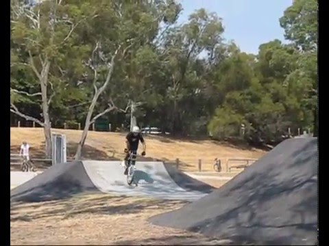 my bicycle motocross video