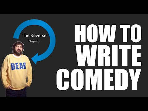 How To Write Comedy - The Reverse | Chuck Roy | Rough Draft
