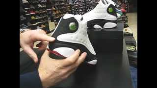 check out f74de fceec Nike Air Jordan 13 Retro 2013 He Got Game - White, Black, True Red - at Street  Gear, Hempstead NY