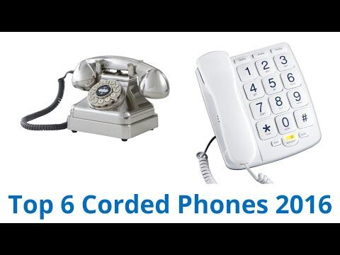 6 Best Corded Phones 2016