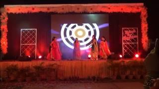 Wedding performance dedicate to nanad from all bhabi
