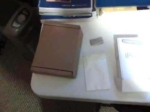 iPod Nano 5th Gen. Referb Box Contents + iFrogz Headphones