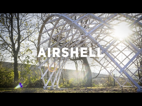 AIRSHELL - Bending timber with air
