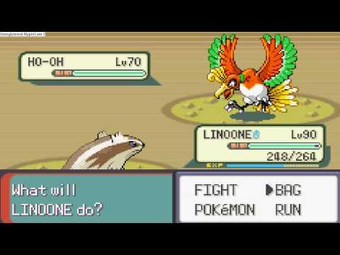 Pokemon Emerald - How to catch legendary pokemons