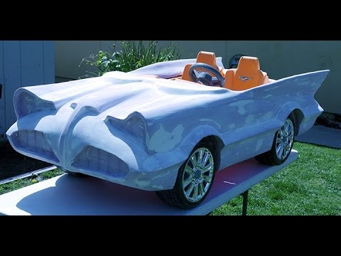 Power Wheels Custom Car Body Episode 1