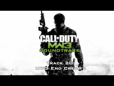 Modern Warfare 3 [Soundtrack] - Track  20 - MW3 End Credits