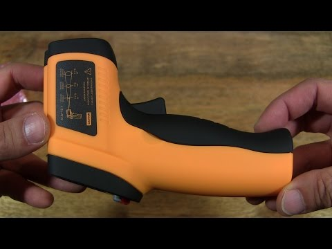 GM550 Infrared Thermometer