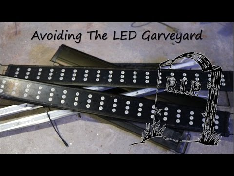 DIY LED Acrylic Canopy