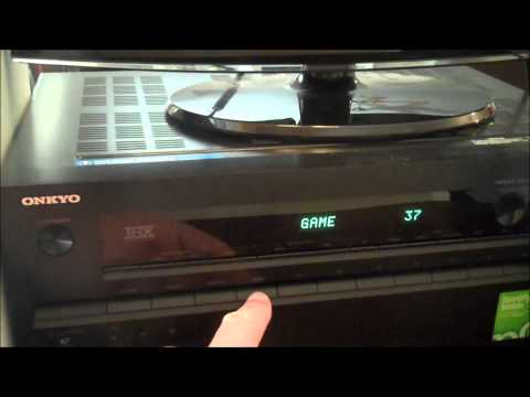 Hook up Xbox to Surround Sound Receiver and TV using Composite Video Cable