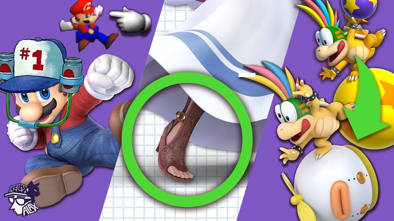 The Secrets Behind Smash Bros. Renders - RelaxAlax