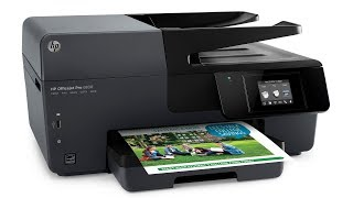 Hp Officejet 6800 - How To Clean Printhead (FIXED)- ⬇️Link