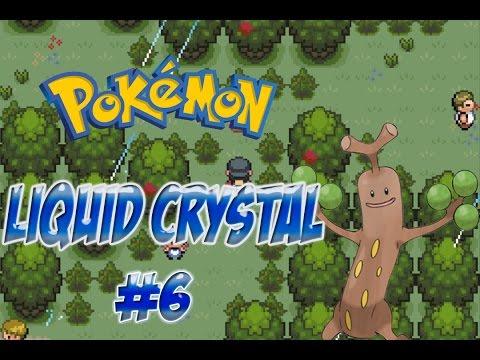 Pokemon Liquid Crystal Nuzlocke Español Ep.6 Sudowoodo