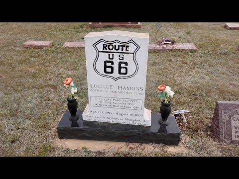 The Mother of The Mother Road / Route 66