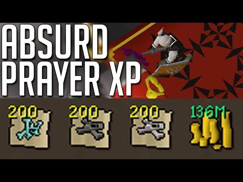 Superior Dragon Bones Are INSANE XP