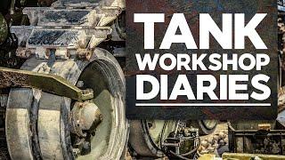 Churchill Suspension | Ep. 4 | Tank Workshop Diaries | The Tank Museum