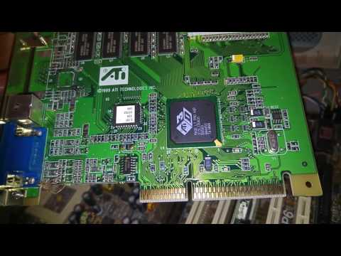 Ancient Media PC Dissected (Early DVD player)