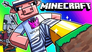 Minecraft Funny Moments - The Hardest Game I've Ever Played!