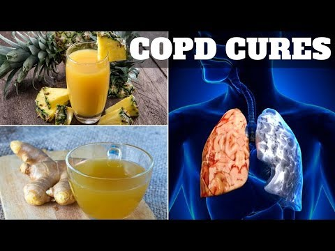 COPD | Chronic Obstructive Pulmonary Disease Treatment | How to Cure COPD Naturally