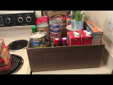 Stockpile Vital Food for Survival