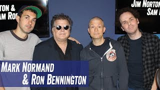 Mark Normand & Ron Bennington Part 2 - Evicted Adult Son Update, Vos Roast, Getting Knocked Out