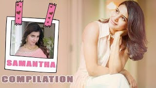 Samantha   Super Compilation (Tamil)   Samantha Super Hit Movies   Samantha Special