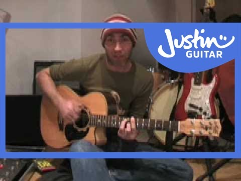 Gone - Jack Johnson (Songs Guitar Lesson ST-602) How to play