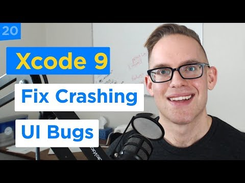 iPhone Apps 101 - How to Fix Xcode 9 Problems if You Get Stuck (20/29)