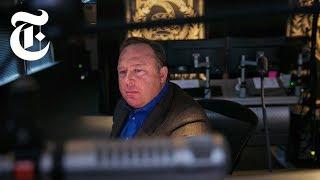 Why Tech Companies are Booting Alex Jones | NYT News