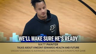 The B1G Basketball Podcast: Matt Painter on Vincent Edwards