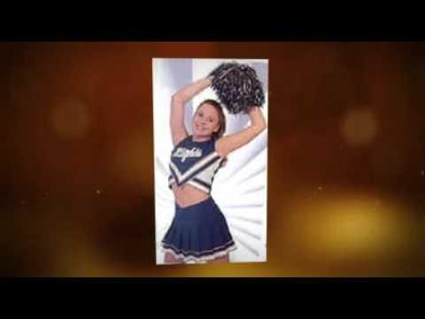 Custom Cheerleader Uniforms!