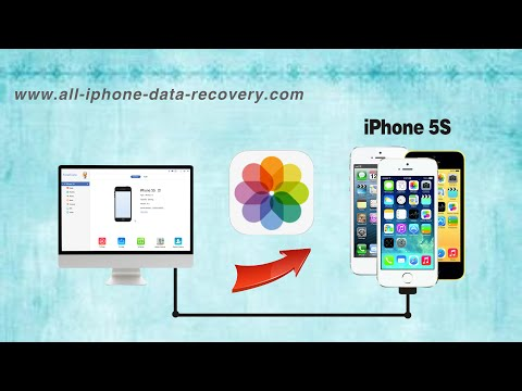 [Photos to iPhone 5]: How to Transfer Photos from Computer to iPhone 5S/5C/5