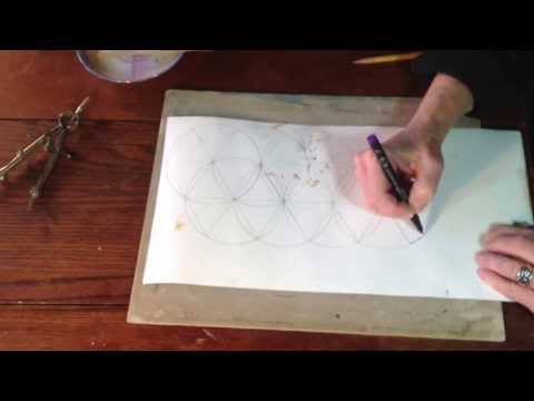 Constructing an Icosahedron with Compass and Straightedge