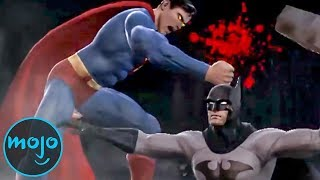 Top 10 Most Savage Non-Lethal Takedowns