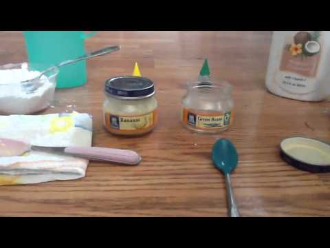 How to make reborn baby food(CLICK LINK BELOW FOR BETTER VIDEO)