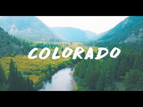 Above Colorado | 4K | Mavic Pro