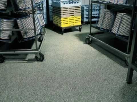 Freezer Floor System | Freezer Flooring Systems | Silikal
