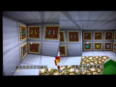 Minecraft Xbox 360 edition Doctor Who T.A.R.D.I.S.