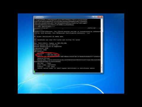 Web Application Hacking 101 - SSL Checks