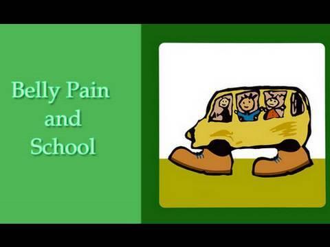 Belly Pain & School