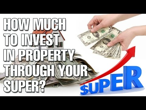 How Much Money Do You Need To Invest In Property Through Your Super (Ep214)