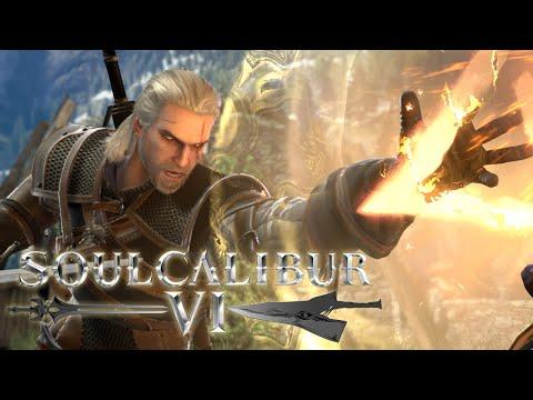 SoulCalibur VI - Geralt of Rivia Gameplay Reveal Trailer
