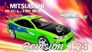 Revisión 1:24 / Brian's Mitsubishi Eclipse,