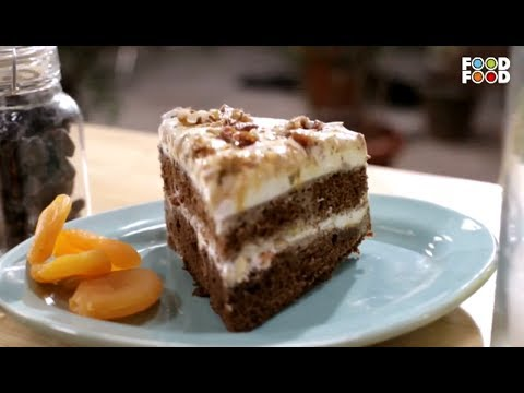 Cook Smart | Ice Cream Sandwich Cake Recipe | Master Chef Sanjeev Kapoor