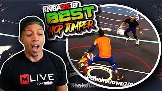 nba2k19+best+hop+jumper Videos - 9tube tv