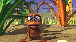 La Señora Cucaracha - Canciones de la Granja de Zenón 1