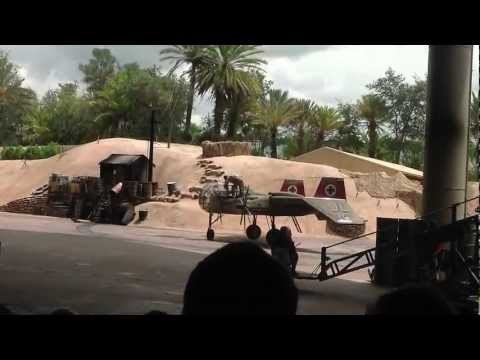 Indianai jones Stunt Show - Hollywood Studios - Walt Disney World part 2/2 1080p HD